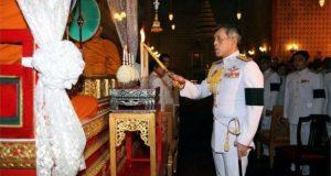تھائی لینڈ: ولی عہد تاج پوشی میں ایک سال کے التوا کے خواہشمند