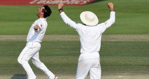 پاکستان ابوظہبی ٹیسٹ جیتنے کی راہ پر