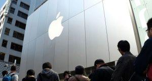 آئی فونز کی فروخت توقع سے زیادہ تاہم منافع میں کمی