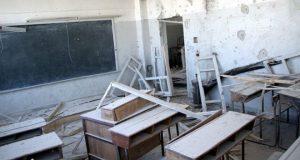اقوامِ متحدہ کا شامی سکول پر حملے کی فوری تحقیقات کا مطالبہ