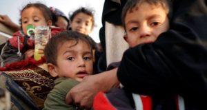 موصل میں'دولتِ اسلامیہ نے ہزاروں شہریوں کو انسانی ڈھال کے لیے یرغمال بنا لیا'