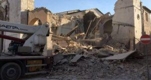 اٹلی میں شدید زلزلے سے متعدد عمارتیں تباہ