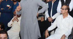 وزیراعظم کے احتساب پر کوئی سمجھوتہ نہیں کرینگے،عمران خان