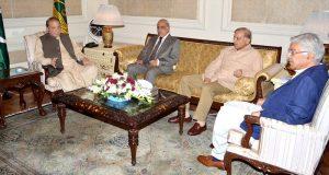 پاکستان کی معیشت مستحکم ہو رہی ہے،نوازشریف