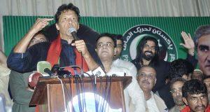 ڈگڈگی فوج کیخلاف پراپیگنڈہ ہے، وزیر اعظم کو نٹس خوش آئند ہے، عمران خان
