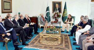 ہمسایہ ممالک کے ساتھدوستانہ تعلقات کی پالیسی پر گامزن ہیں، نواز شریف