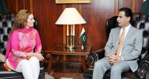 حق خود ارادیت تسلیم، پاکستان دنیا بھر میں امن چاہتا ہے، ایاز صادق