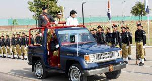 پاکستانی فورسز ،مسلح افواج قربانیوں سے نیا باب رقم کر رہی ہیں،وزیرداخلہ