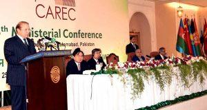 پاکستان علاقائی تعاون کے ذریعے معاشی اور معاشرتی بحالی کیلئے پرعزم ہے، وزیر اعظم
