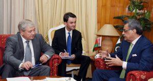 بیلاروس نے پاکستان میں متعدد شعبوں میں سرمایہ کاری کی پیشکش کردی