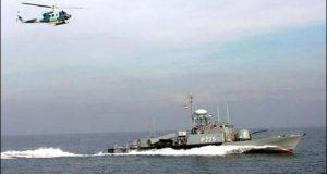پاک ایران مشترکہ بحری جنگی مشقوں کا آغاز