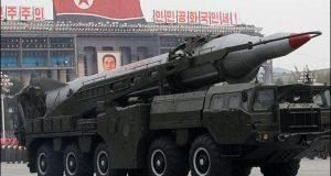 شمالی کوریا کامیزائل تجربہ ناکام ہوگیا، جنوبی کوریاکا دعویٰ