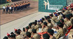 پاک فوج کی بین الاقوامی پیسز چیمپئن شپ، مقابلے عروج پر
