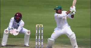 ابوظبی ٹیسٹ: پاکستان ٹیم 452 رنز بناکر آؤٹ ہوگئی