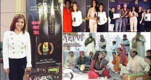 کینیڈا میں فلم فیسٹول،پاکستانی نژادتانیہ نے اعلیٰ ترین ایوارڈ جیت لیا