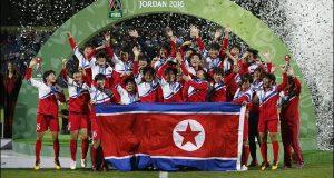 ویمنز انڈر 17 ورلڈ کپ فٹبال میں شمالی کوریا فاتح