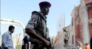قاہرہ میں دستی بم دھماکے میں ایک شخص ہلاک ، ایک زخمی