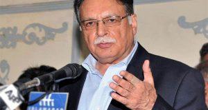 قومی سلامتی کے اجلاس میں عمران خان اور اعتزاز احسن کے وزراءاعلیٰ بھی موجود تھے، پرویز رشید