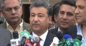 پی ٹی آئی کو پریڈ گراﺅنڈ میں جگہ دے دی، شہر بند نہیں کرنے دینگے، میئر اسلام آباد