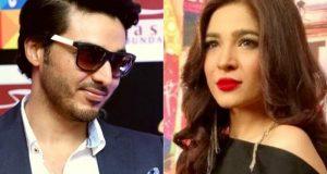 عائشہ عمر اور احسن خان 'رہبرا' میں کاسٹ