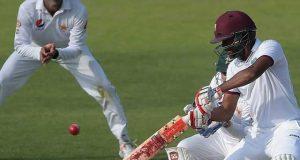 ویسٹ انڈیز نے شارجہ ٹیسٹ میں پاکستان کو 5 وکٹوں سے شکست دے دی