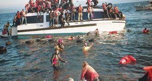 انڈونیشیا کے جزیرے میں کشتی الٹنے سے 20 افراد ہلاک، درجنوں لاپتہ