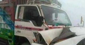 حافظ آباد میں موٹروے پرگاڑیاں ٹکرانے سے 18 افراد جاں بحق