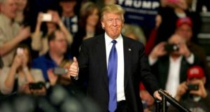 ٹرمپ کی نو منتخب کابینہ کے نام سامنے آگئے