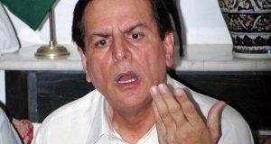 مخدوم جاوید ہاشمی نے لاہورکو صوبہ بنانے کا مطالبہ کردیا