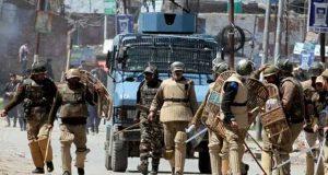 مقبوضہ کشمیر میں پاکستانی پرچم لہرانے پر بھارتی فوج مشتعل، جنازے کے شرکا پر تشدد