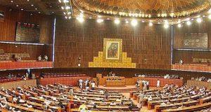 ایل او سی پر بھارتی فائرنگ کے خلاف قومی اسمبلی میں قرارداد متفقہ طور پر منظور