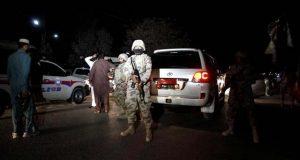 کوئٹہ میں فائرنگ سے 4 سیکورٹی اہلکار شہید