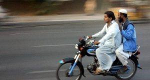 کوئٹہ میں ایک ماہ کے لئے دفعہ 144 نافذ، موٹر سائیکل کی ڈبل سواری پر بھی پابندی عائد