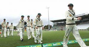 جنوبی افریقا سے شکست کے بعد آسٹریلوی ٹیم سے 5 کھلاڑیوں کی چھٹی