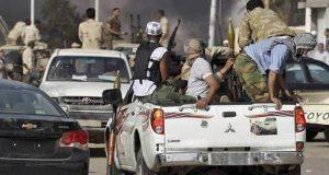 لیبیا میں بندر کی وجہ سے قبائلی تصادم میں 20 افراد ہلاک اور متعدد زخمی