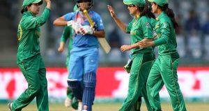 بھارتی ویمن کرکٹ ٹیم کے پاکستان سے کھیلنے سے انکار پر گرین کیپس کو 6 پوائنٹس مل گئے