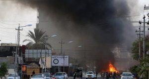 عراق میں زائرین کے ٹرک میں دھماکا، 70 افراد ہلاک