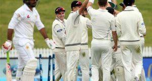 ہیملٹن ٹیسٹ میں نیوزی لینڈ نے پاکستان کو شکست دیکر سیریز اپنے نام کرلی