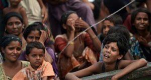 میانمار میں فوج روہنگیا مسلمانوں کا قتل عام کررہی ہے، اقوام متحدہ