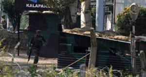 مقبوضہ کشمیر میں فوجی کیمپ پرحملے میں 7 بھارتی فوجی ہلاک