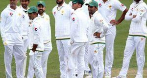 نیوزی لینڈ سے شکست کے بعد پاکستان کی ٹیسٹ رینکنگ میں تنزلی