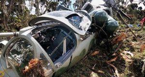 بھارت میں ہیلی کاپٹر گرکر تباہ، 3 فوجی افسران ہلاک