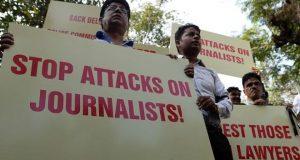 دنیا میں صحافتی آزادی کے خلاف سرگرم 'پریس شکاری'