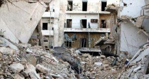 شامی باغیوں کو جمعے کو حلب چھوڑنے کی پیشکش