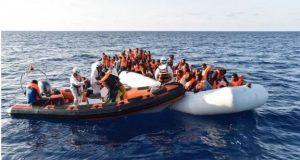 لیبیا کے قریب کشتی کو حادثہ،'سینکڑوں ہلاک'