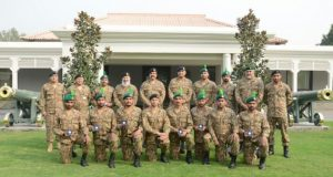 عالمی فوجی مشقوں میں پاکستانی فوج کی کامیابی