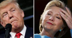 الیکشن ڈائری: متذبذب امریکیوں کے لیے ہلیری 'کٹھ پتلی' اور ٹرمپ 'ایک مذاق'