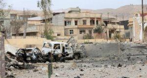 دولت اسلامیہ نے 40 لاشیں کھمبوں سے لٹکا دیں: اقوام متحدہ