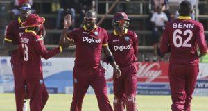 ویسٹ انڈیر نے سری لنکا کو 62 رنز سے شکست دے دی