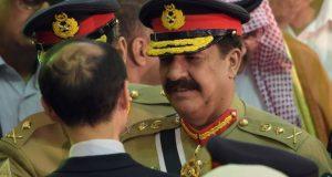 جنرل راحیل کی مدت ملازمت ختم ہونے سے پہلے الوداعی ملاقاتیں شروع